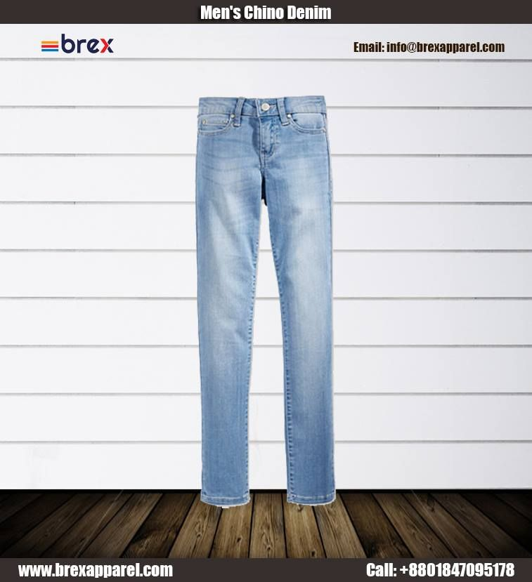 GARMENTS Stock Lot Sale from Bangladesh | Men's Denim Chino Pants