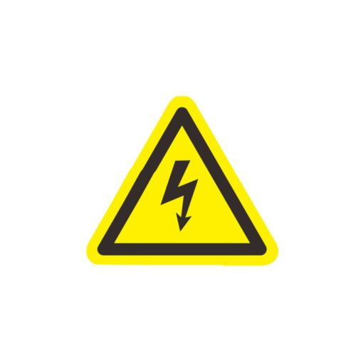 Danger High Voltage Electric Warning Safety Label Sign Decal Sticker Usa New Imagens