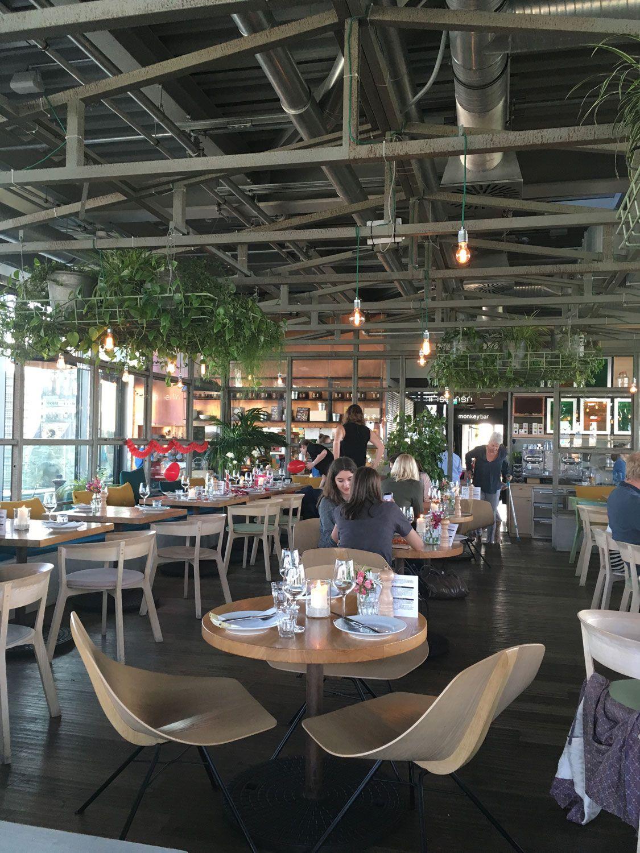 Neni Berlin Healthy Hotspots Restaurant Interior Design Restaurant Design Berlin