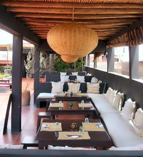 Terrasse Des épices Marrakech Moroccan Interiors