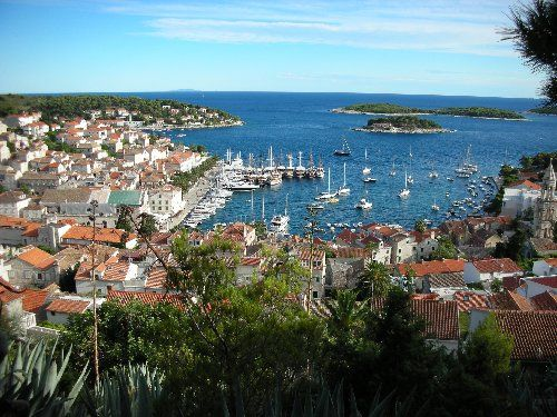 Haver, Croatia Croatia, Views, Travel