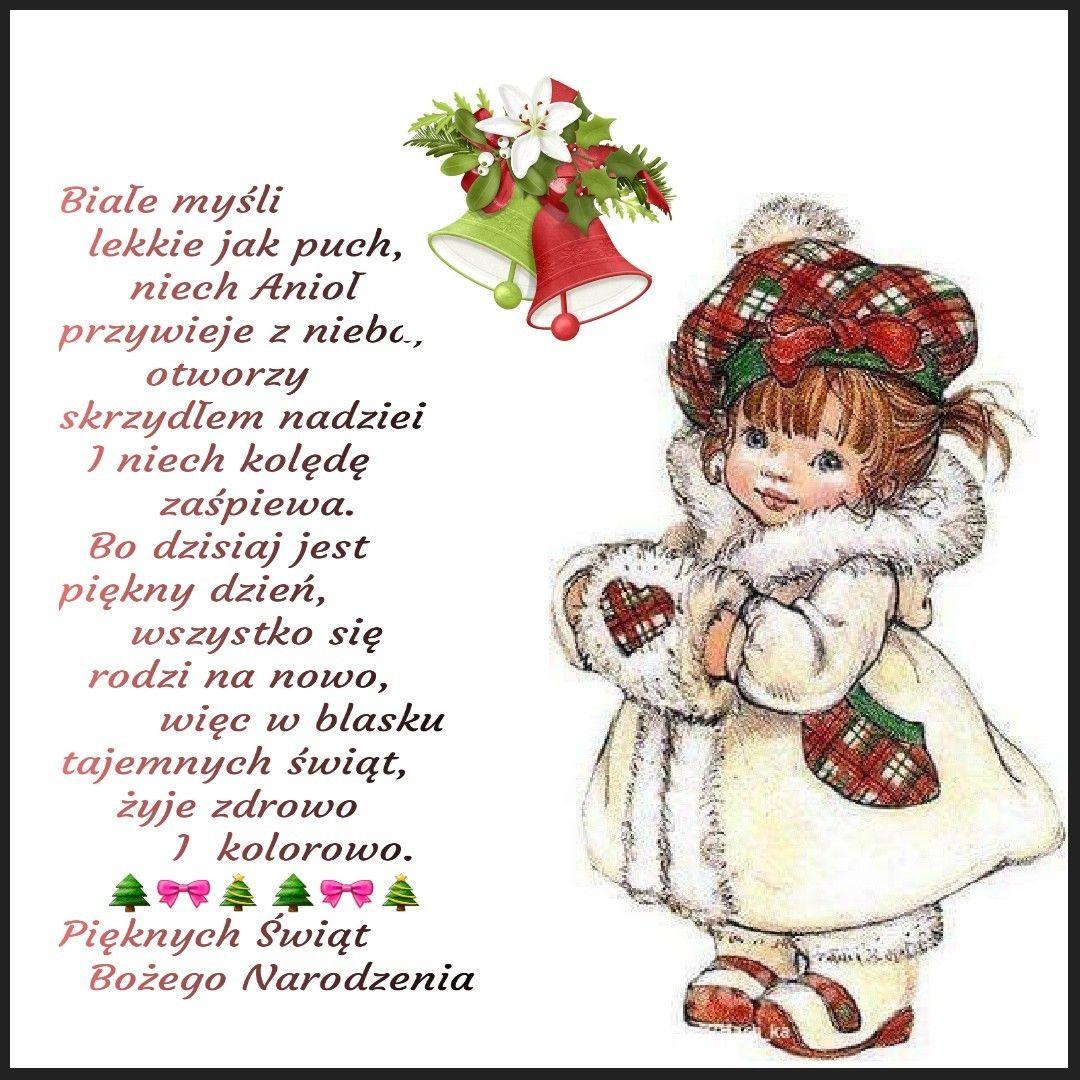 Kartka Zyczenia Swiateczne Kartki Swiateczne Boze Narodzenie