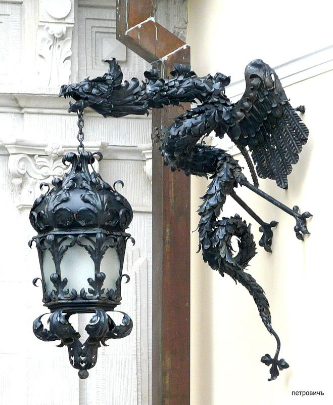 A Set of Extraordinary Lights #gothichome