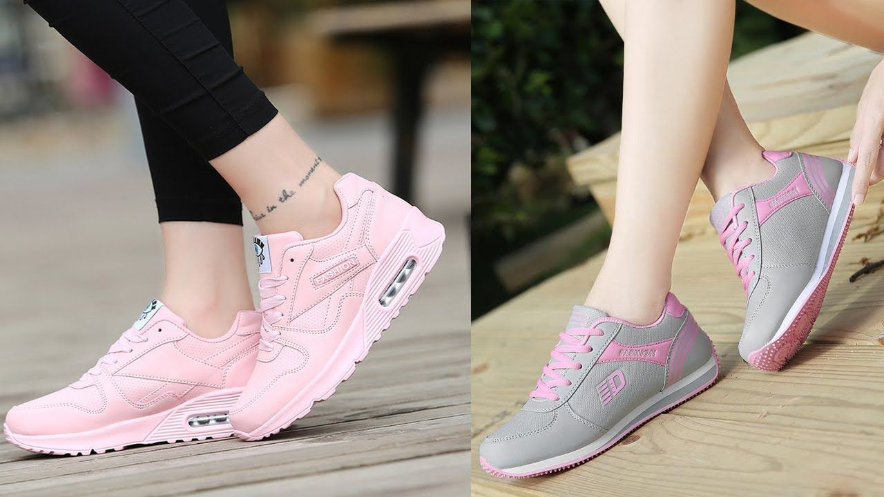 93316c476 Sneakers For women Ladies sneakers 2018 - 2019 | V.S Fashion ...