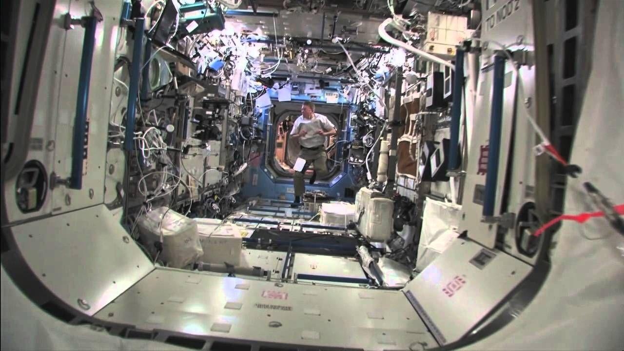 space shuttle interior tour - photo #9