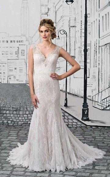 Justin Alexander 8882 | going to the chapel ♡ | Pinterest | Wedding ...