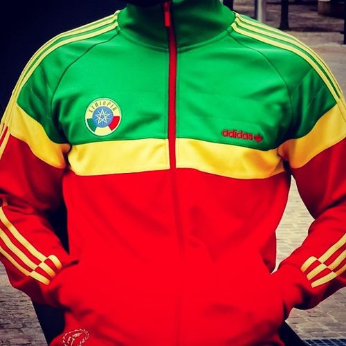 Ethiopia By Top The Jacket Originals Adidas Track PrPqwS