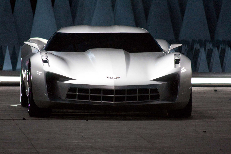 Chevrolet 50th Anniversary Corvette Stingray Concept Chevrolet