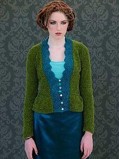 Rosalind pattern by Louisa Harding