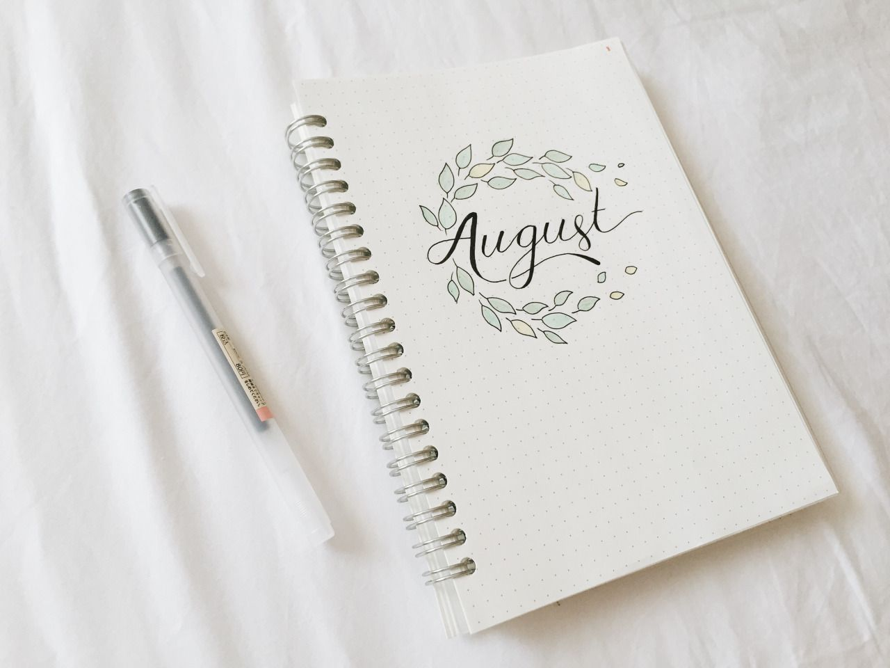 oh no...tes #augustbulletjournal