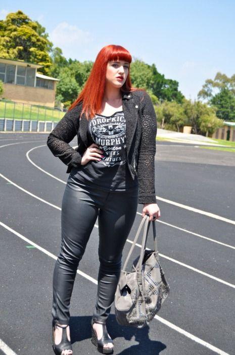 917f67a28224 DROPKICK MURPHYS T Sexy leather pants.... Rock n Roll Shabby Chic ...