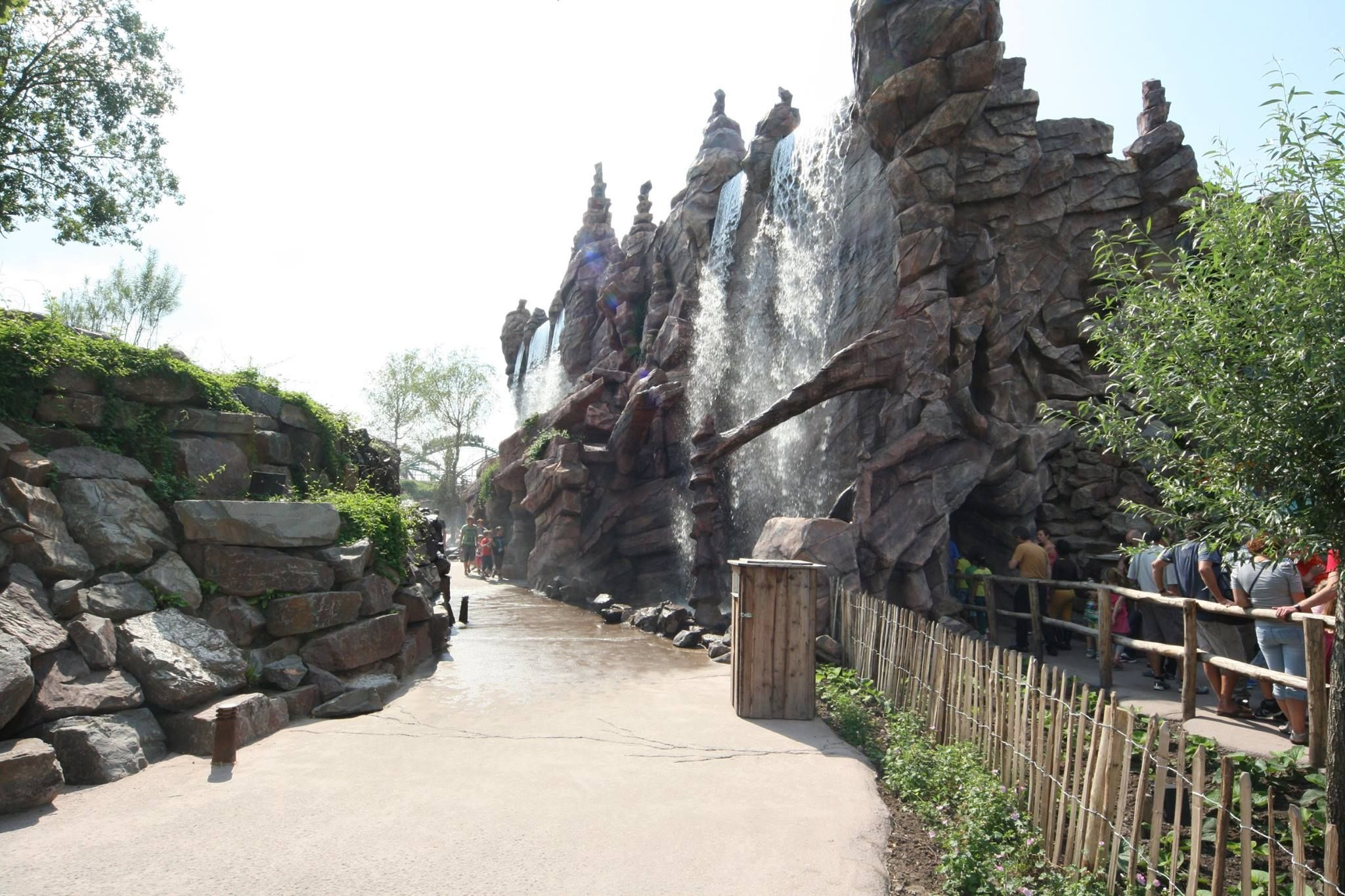 Waterproject in Toverland