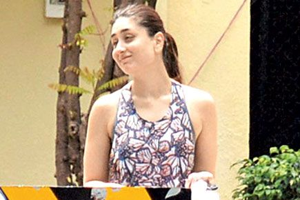 Spotted: Kareena Kapoor Khan in Bandra | Designer dresses ...