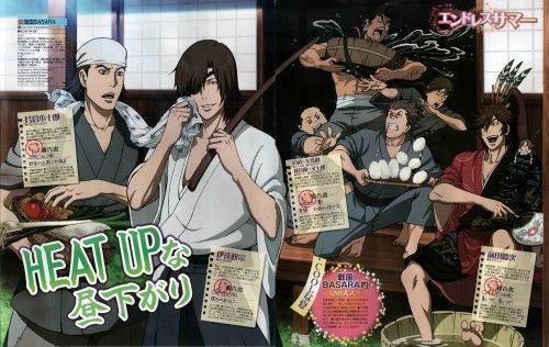 production i g sengoku basara maeda keiji sengoku basara kojuro katakura masamune date fotografi