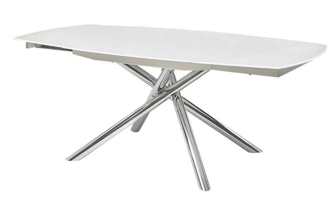 Astro Modern White Dining Table Modani Homedecor Home