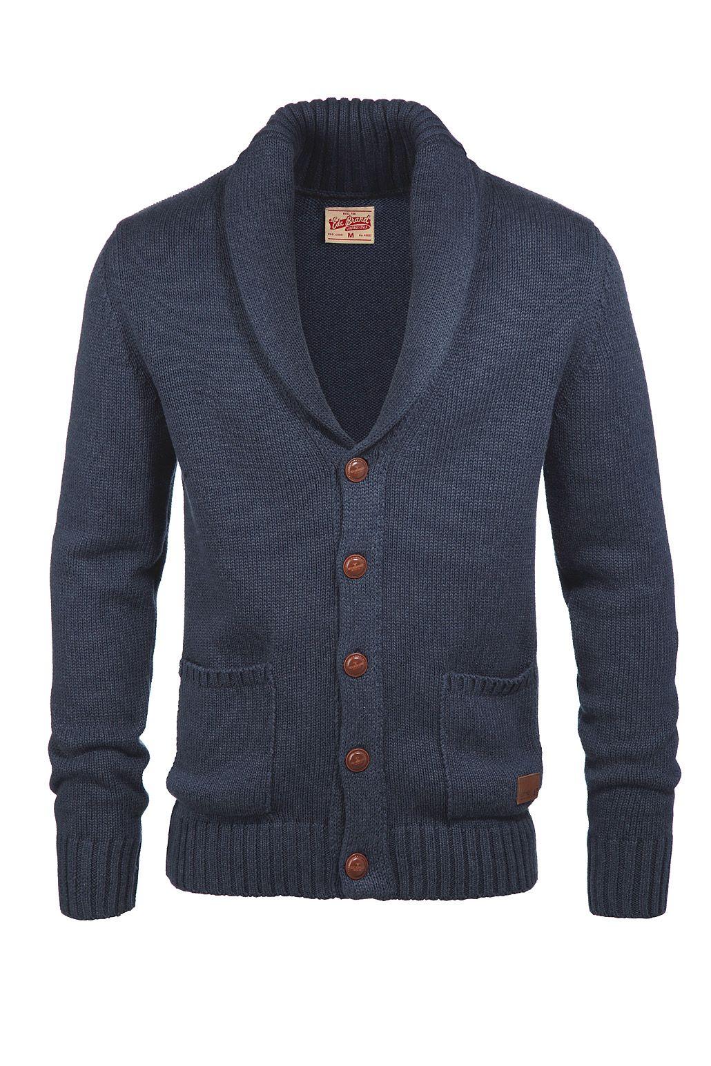 4317d189a426fc Schalragen Cardigan EDC - Esprit Online-Shop | Dressed Man ...