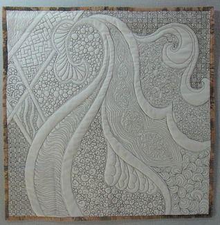 Stipple Fills | Textile Treasures | Nancy Wick