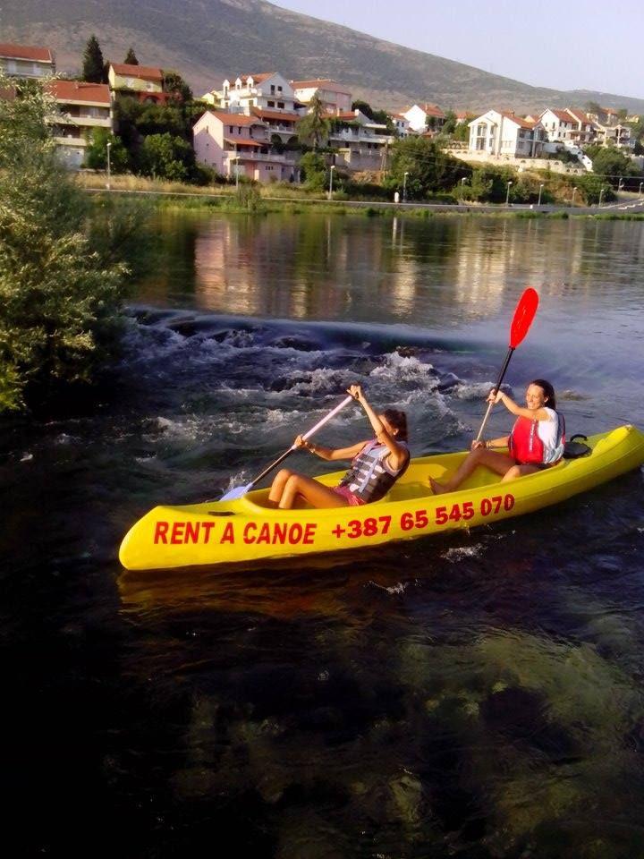 #canoe safari #Trebisnjica #Trebinje