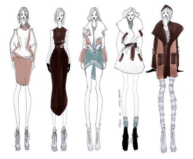 Issa Grimm Concept Sketches Fashion Illustrations Fashion Design Fashionillustrations Fashiondesign Croquis De Mode Mode Dessin De Mode