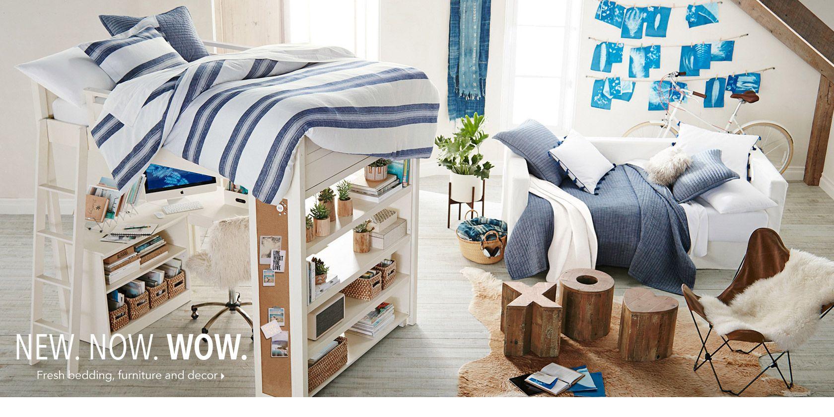 Loft bed ideas dorm  Light Caramel Ombre Faux Fur Beanbag Slip Small  Dorm room Dorm