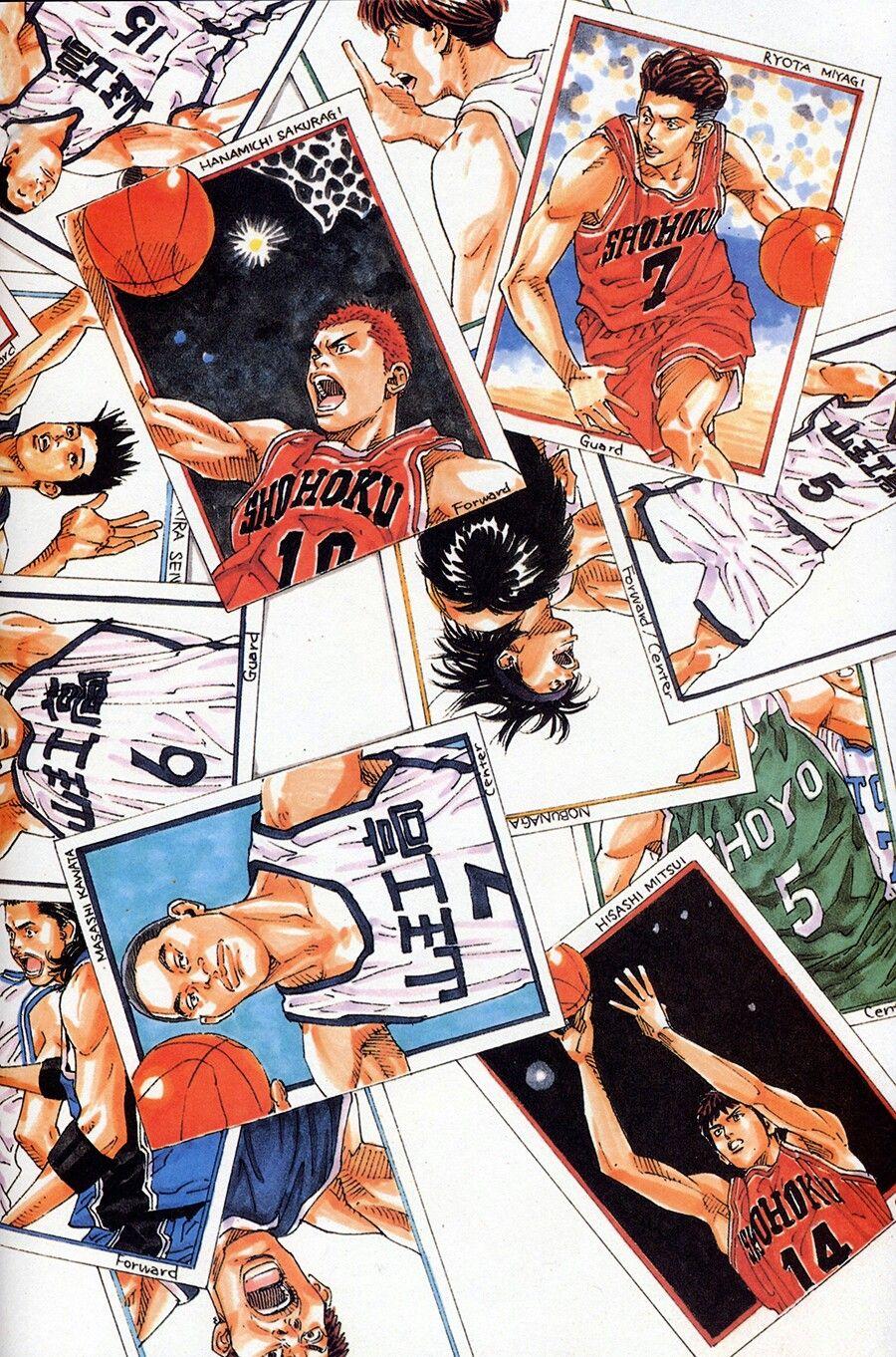 Slam dunk スラムダンク, スマホケース デザイン, 漫画イラスト