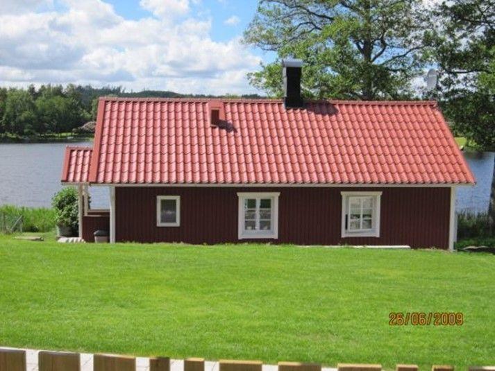 Ferienhaus 257 Tolles Seehaus am Grundstück des