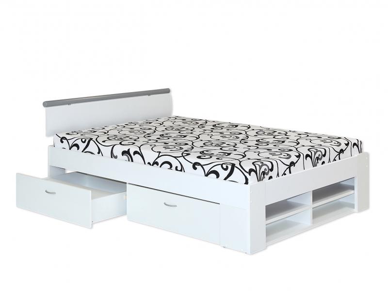 genial bett 120x200 mit lattenrost und matratze | deutsche deko, Hause deko