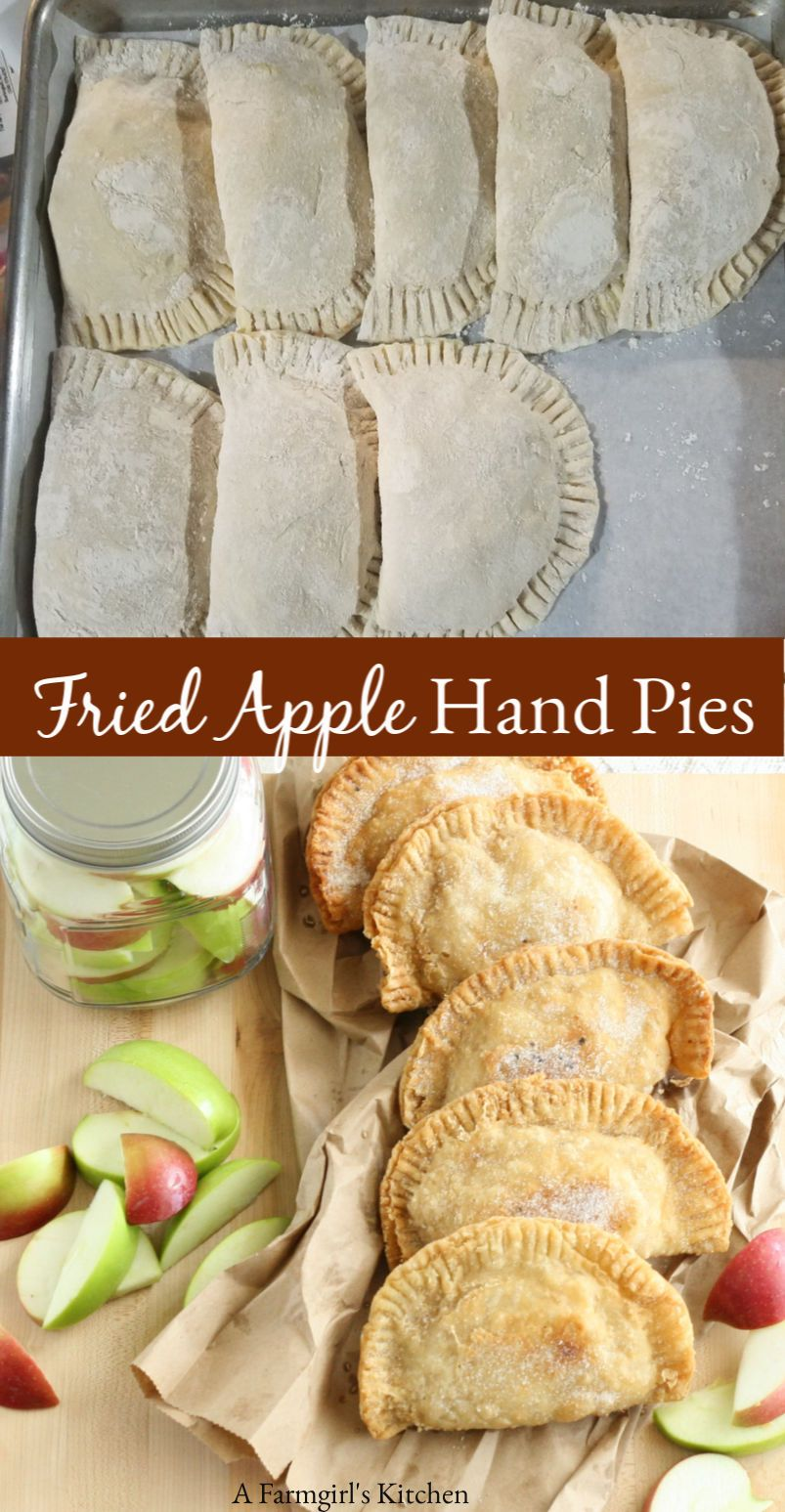 Photo of Apple Hand Pies