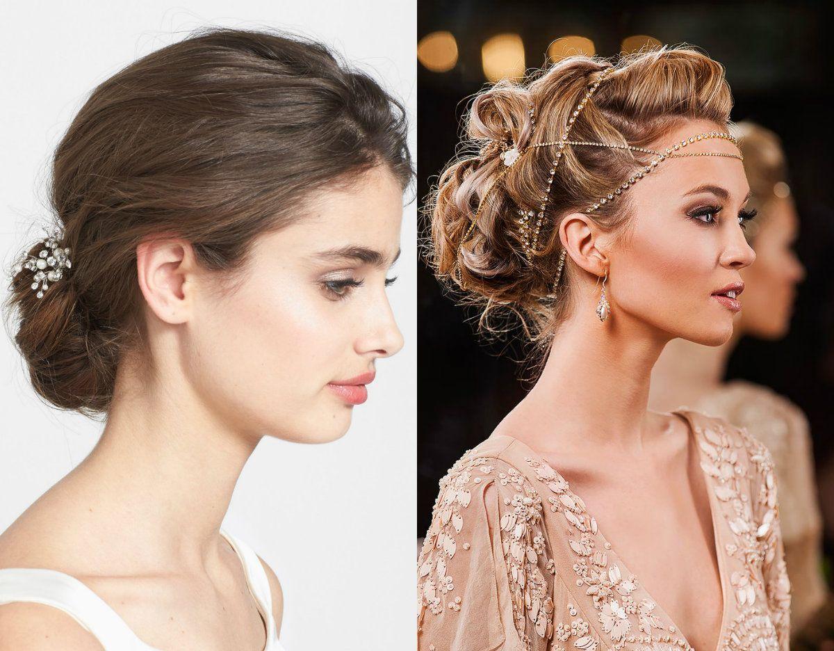 Hochzeit Frisuren & Accessoires, damit Sie wie eine Prinzessin