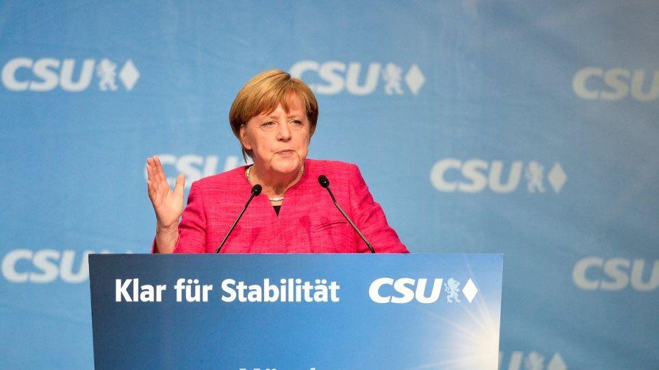 Deutsche Welle Πολιτικός σεισμός από τη Βαυαρία Πλήγμα