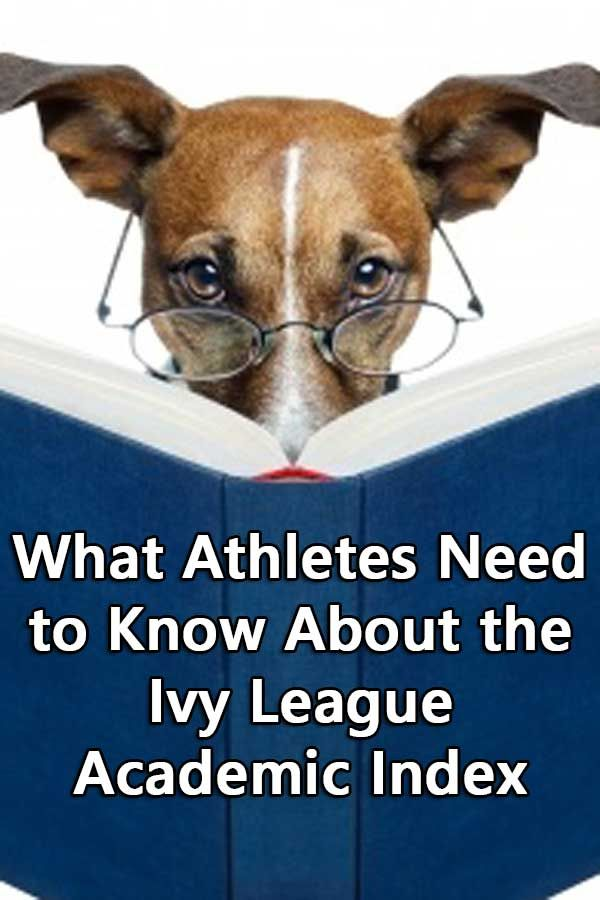 What Athlete Need To Know About The Ivy League Academic Index Scholarship For College Athletic Prowler No Essay