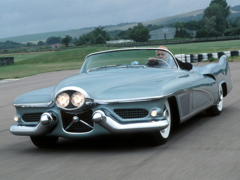 What Were The Most Ridiculous Pop Up Headlights Ever Put On A Car? #conceptcars