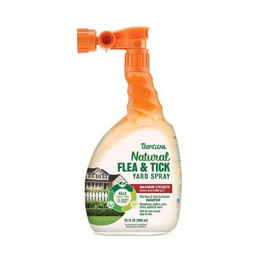 Tropiclean Natural Flea and Tick Yard Spray 32 fl. oz ...