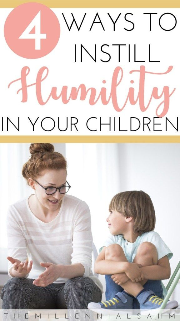 Photo of 4 Ways To Teach Your Child Humility – The Millennial SAHM
