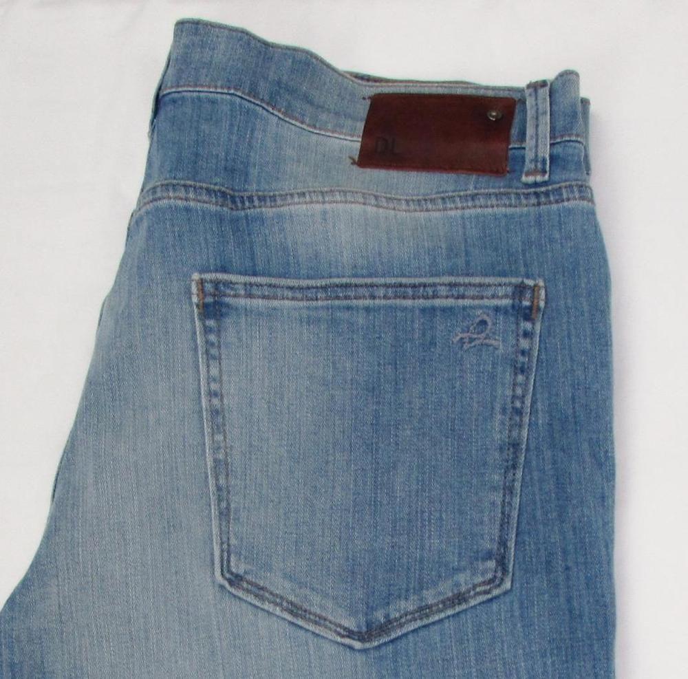 Men DL1961 Jeans Russell Slim Straight Magellan DLX Hybrid 360 ...