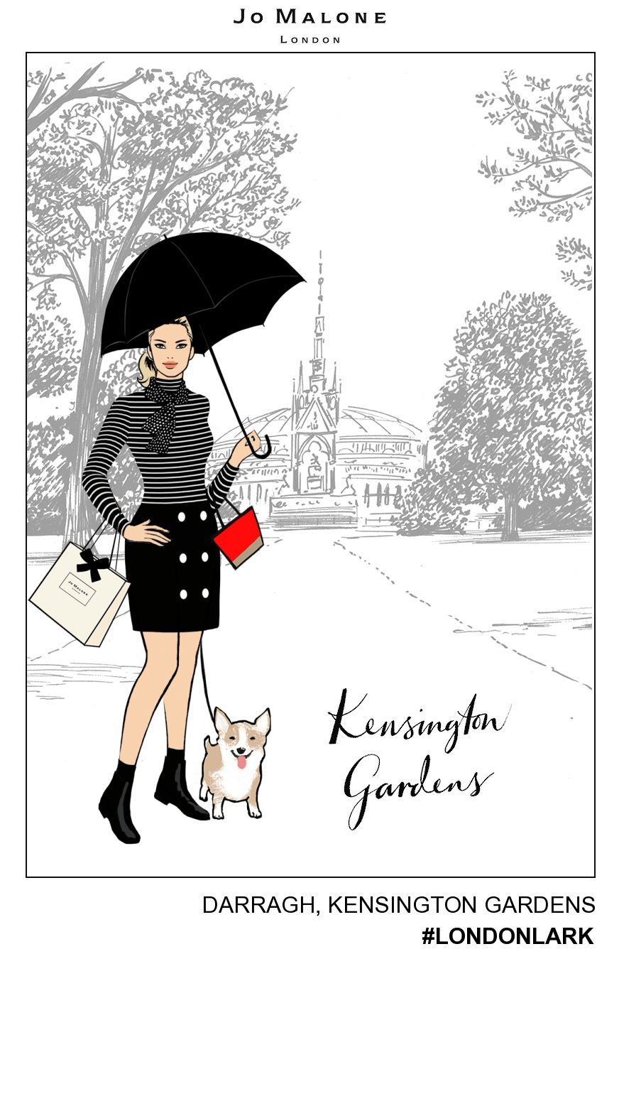 I've just been on my #LondonLark, go on an adventure through London and create…