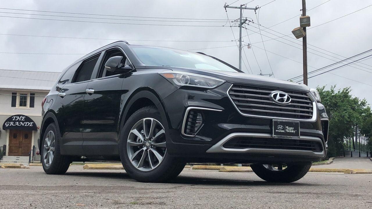 New 2019 Hyundai Santa Fe XL For Sale at Hyundai New