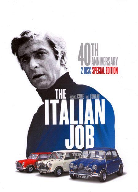 The Italian Job Stream