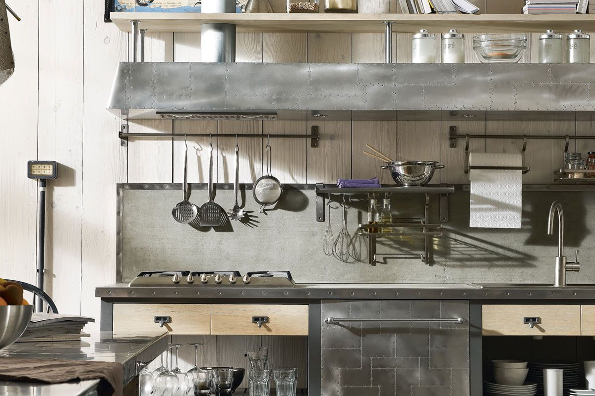 tips to have the best industrial kitchen style kitchens