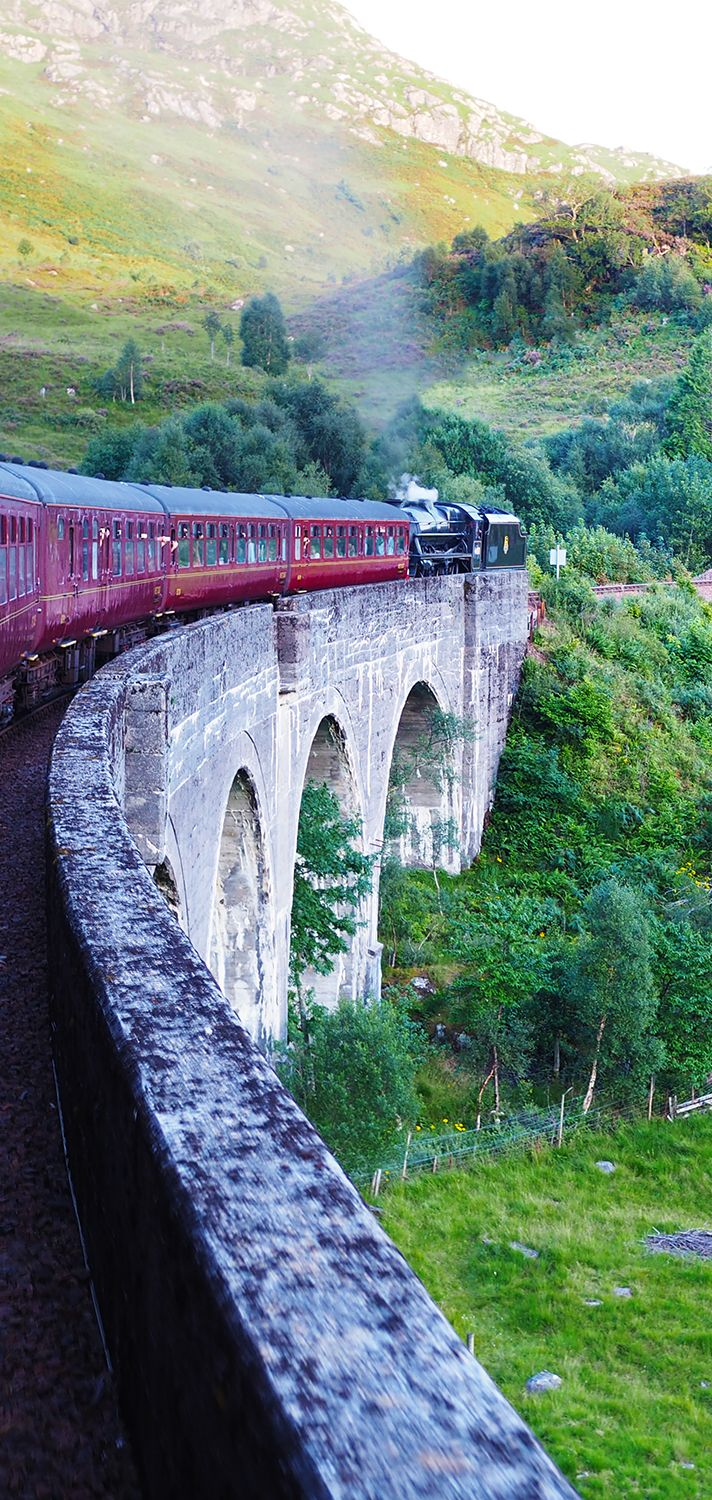 How To Ride The Harry Potter Train In Scotland To Europe And Beyond Harry Potter Train Scotland Europe Vacation