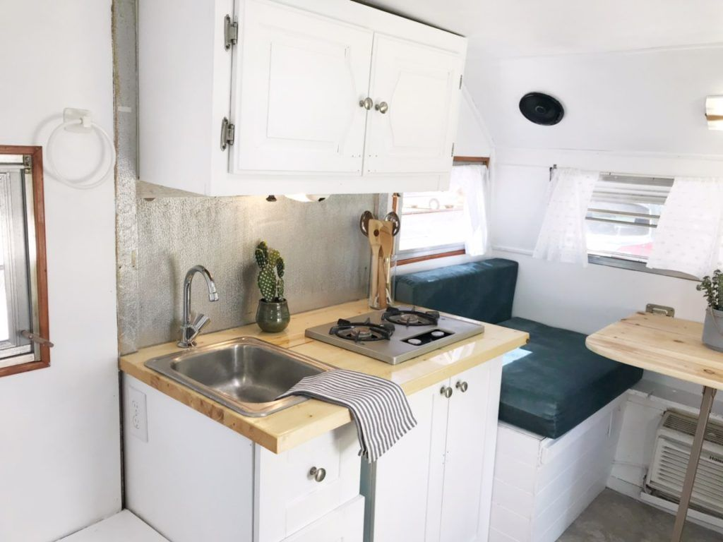 Diy Reclaimed Wood Kitchen Cabinets Space Saving Kitchen Kitchen Design Kitchen Design Small