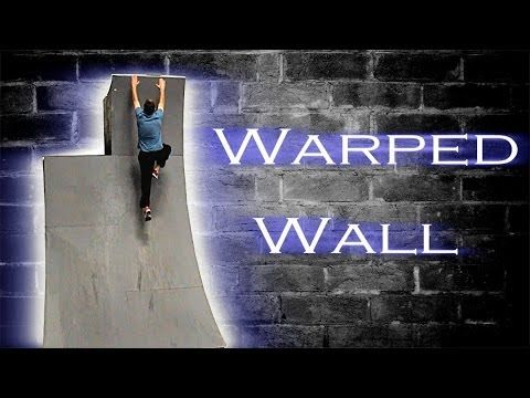 How To Run Up The WARPED WALL