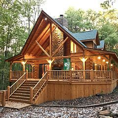 Redwood Lodge 5bd 3ba Covered Porches Fire Pit Hot Tub Rec Room Wifi Good Hope Township Indoor Outdoor Fireplaces Hocking Hills Cabins Hocking Hills Ohio Cabins