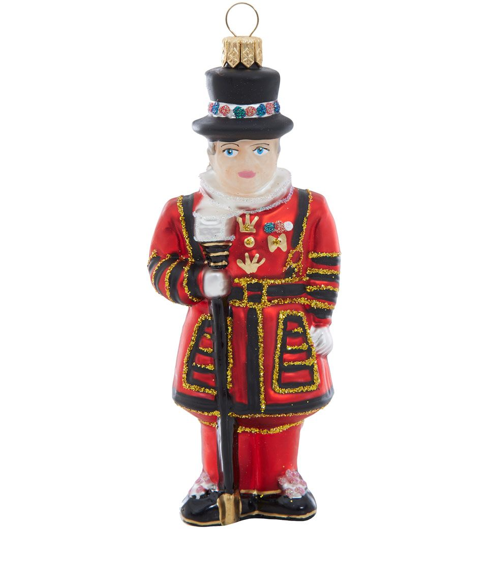 Red Beefeater Decoration | Christmas | Liberty.co.uk