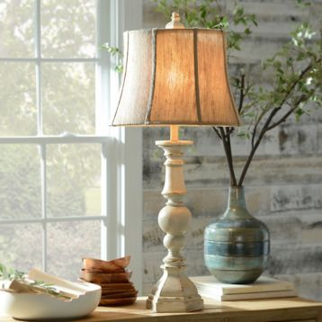 Mackinaw cream table lamp kirklands