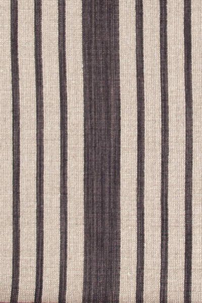 """Dash and Albert - """"Lenox Charcoal"""" - Wool Woven Rug -Available @ Maryland Paint & Decorating"""