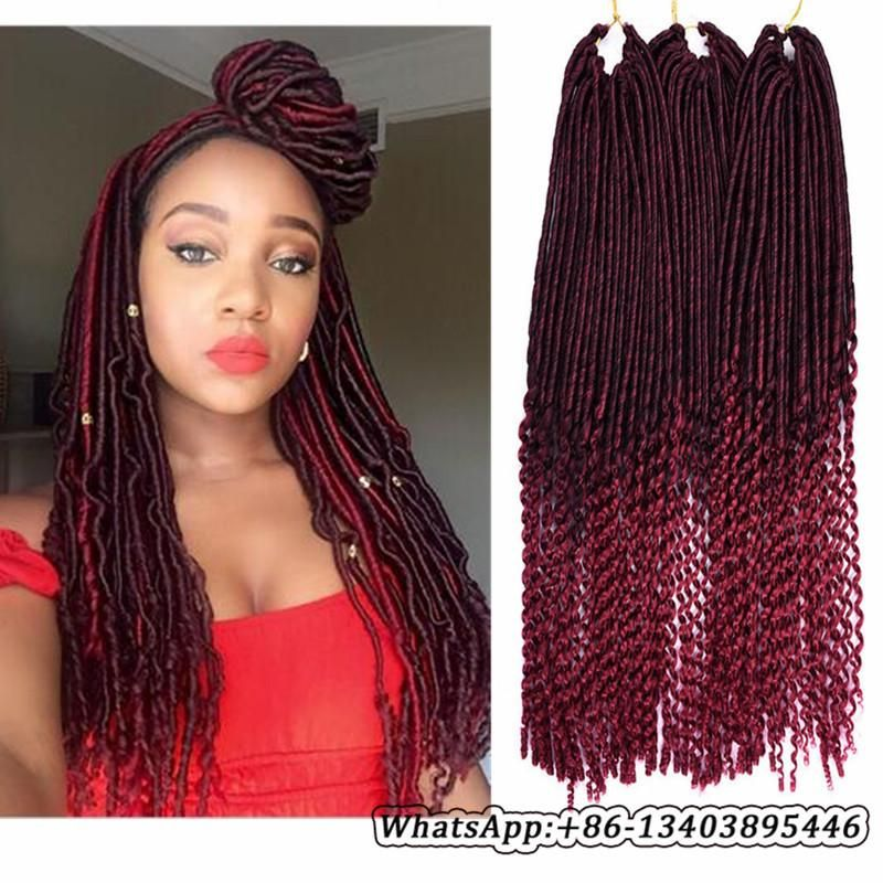 Jumbo Braids Vigorous Crochet Hair Extension Easy Jumbo Braids Hair Two Tone Colors Synthetic Crochet Braidingd Hair Kanekalon Braid Hair Hair Braids