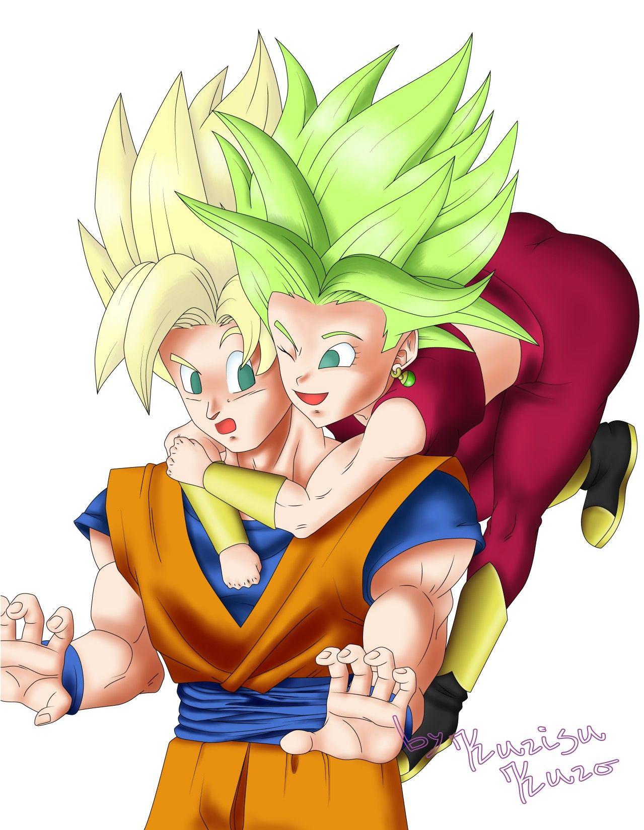 Quien Es Kefla En Goku