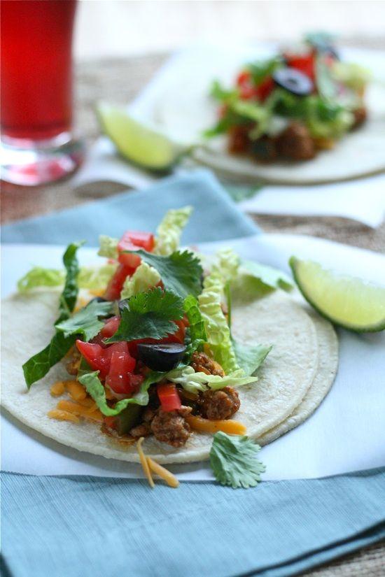Turkey Taco Meat #groundturkeytacos