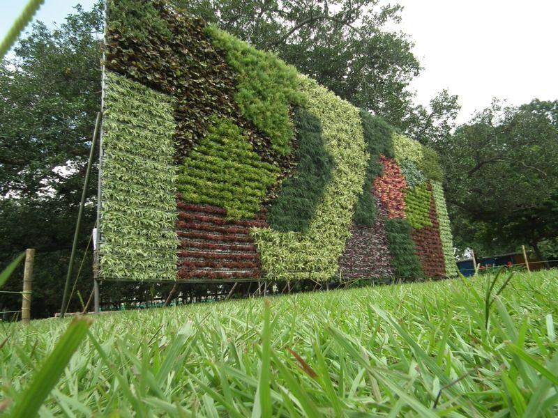 Ein vertikaler Garten selber bauen - Schritt für Schritt Anleitung ...